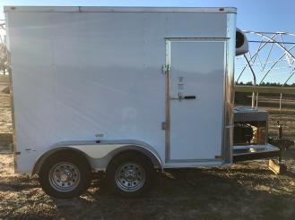 6x10 Cold storage refrigerator trailer